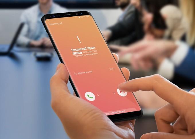 Galaxy Note20 là smartphone đầu tiên của Samsung có tính năng chặn cuộc gọi lừa đảo ảnh 1