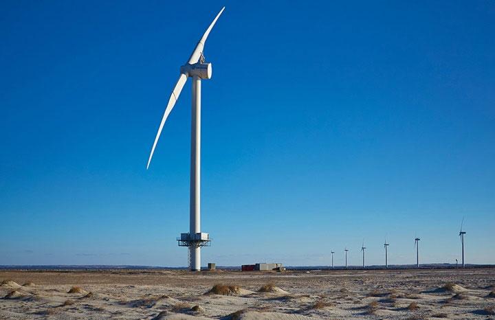 Vật liệu mới sẽ giúp chi phí sản xuất tuabin năng lượng gió trong tương lai có thể rẻ hơn nhiều.