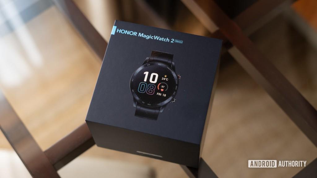 Honor Magic Watch 2 ra mắt: Kirin A1, pin 14 ngày giá từ 156 USD ảnh 2