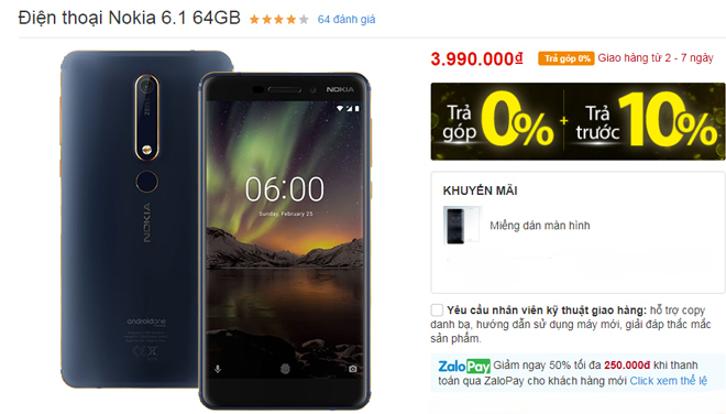 top smartphone gia re, may