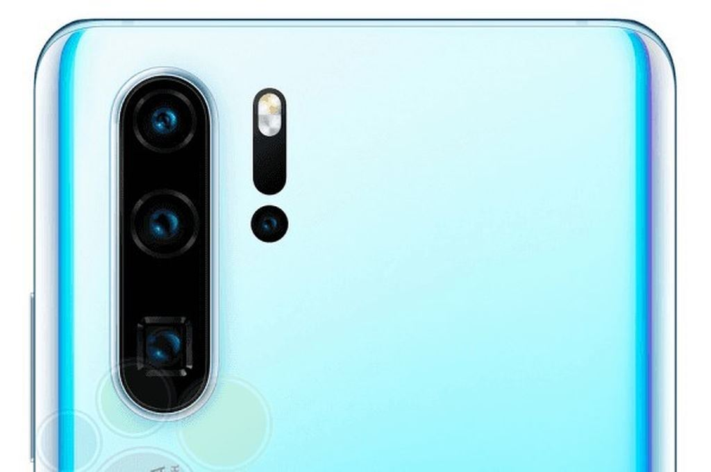 Huawei P30 và P30 Pro lộ diện thông qua hình ảnh render chi tiết ảnh 3