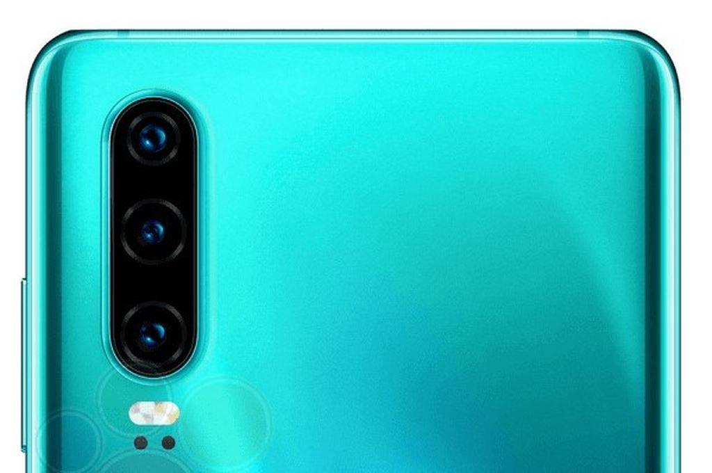 Huawei P30 và P30 Pro lộ diện thông qua hình ảnh render chi tiết ảnh 4