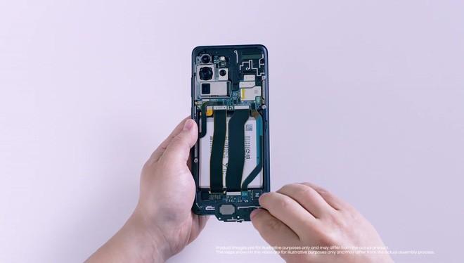 Mổ bụng Galaxy S20 Ultra: Có gì bên trong flagship mới nhất của Samsung? - Ảnh 15.