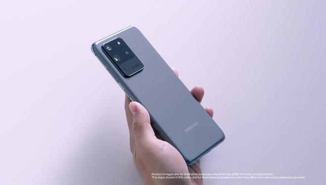 Mổ bụng Galaxy S20 Ultra: Có gì bên trong flagship mới nhất của Samsung? - Ảnh 21.