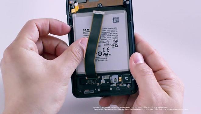 Mổ bụng Galaxy S20 Ultra: Có gì bên trong flagship mới nhất của Samsung? - Ảnh 4.