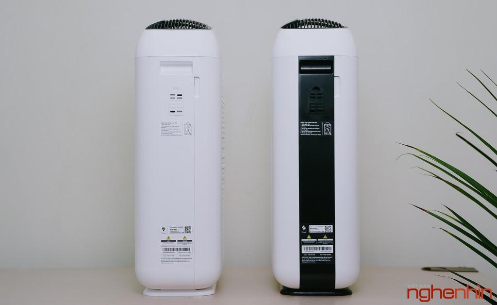 Cận cảnh máy lọc không khí Vsmart giá 3 triệu: nhỏ gọn, đầy đủ tính năng  ảnh 2