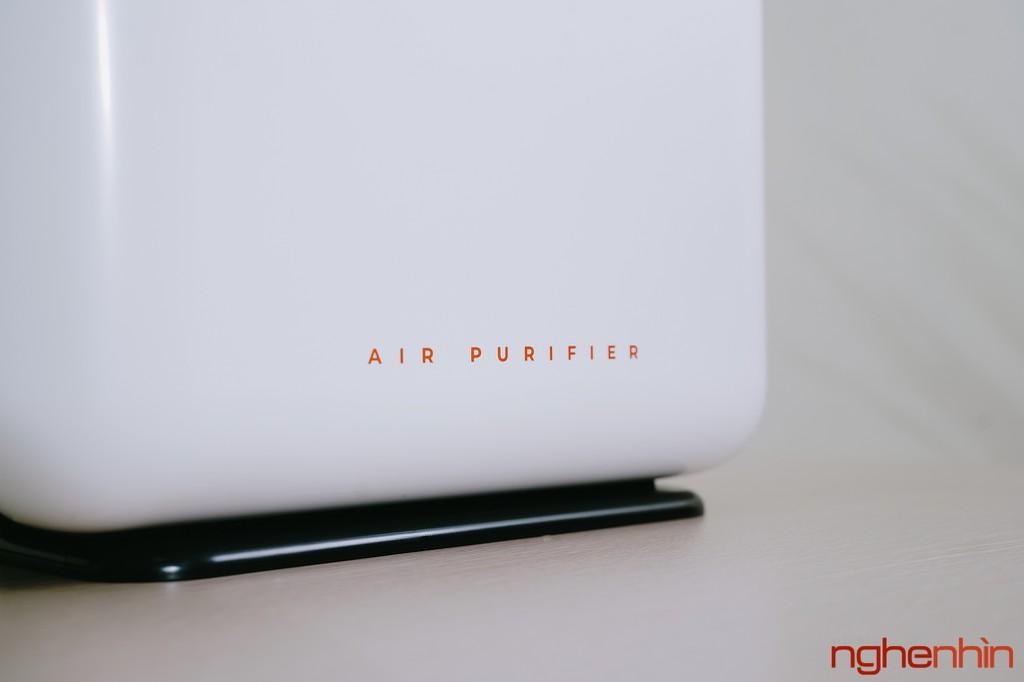 Cận cảnh máy lọc không khí Vsmart giá 3 triệu: nhỏ gọn, đầy đủ tính năng  ảnh 12