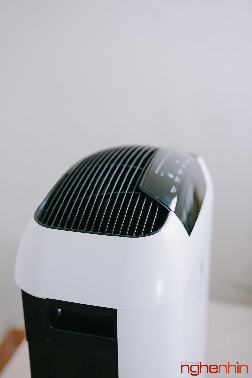 Cận cảnh máy lọc không khí Vsmart giá 3 triệu: nhỏ gọn, đầy đủ tính năng  ảnh 13