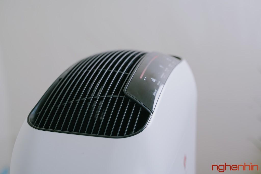 Cận cảnh máy lọc không khí Vsmart giá 3 triệu: nhỏ gọn, đầy đủ tính năng  ảnh 19