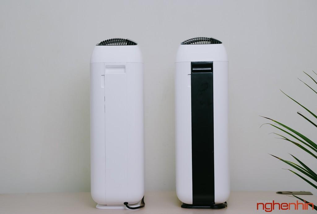 Cận cảnh máy lọc không khí Vsmart giá 3 triệu: nhỏ gọn, đầy đủ tính năng  ảnh 4