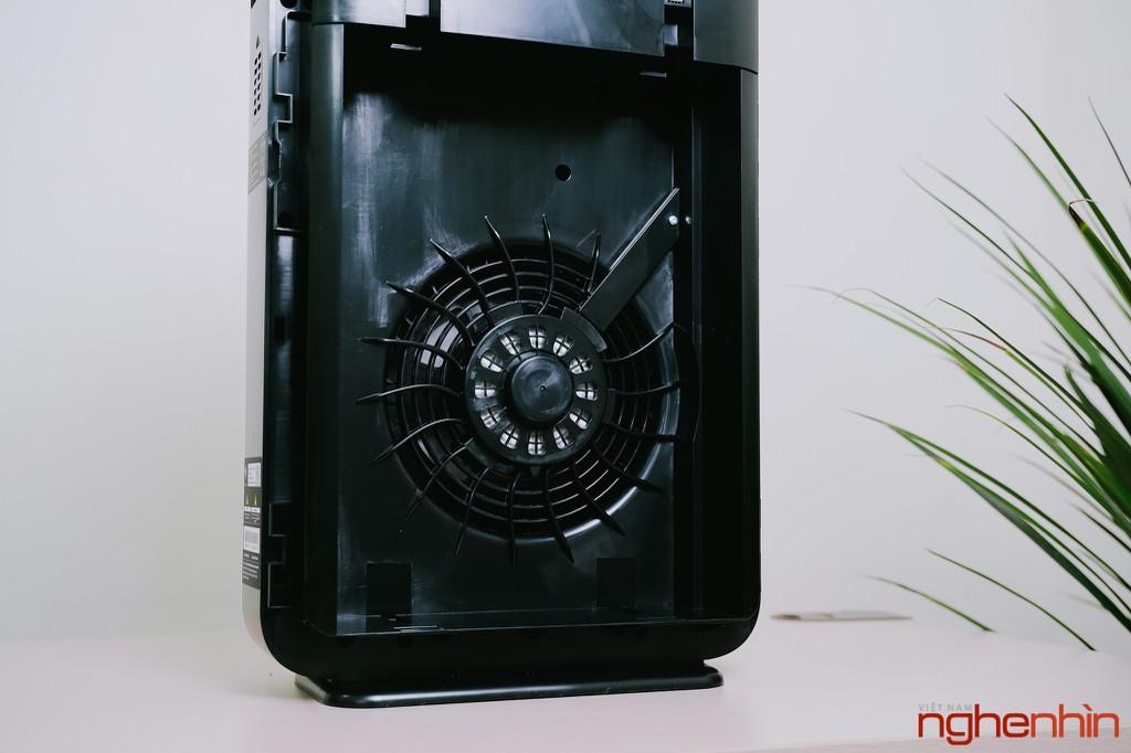 Cận cảnh máy lọc không khí Vsmart giá 3 triệu: nhỏ gọn, đầy đủ tính năng  ảnh 7