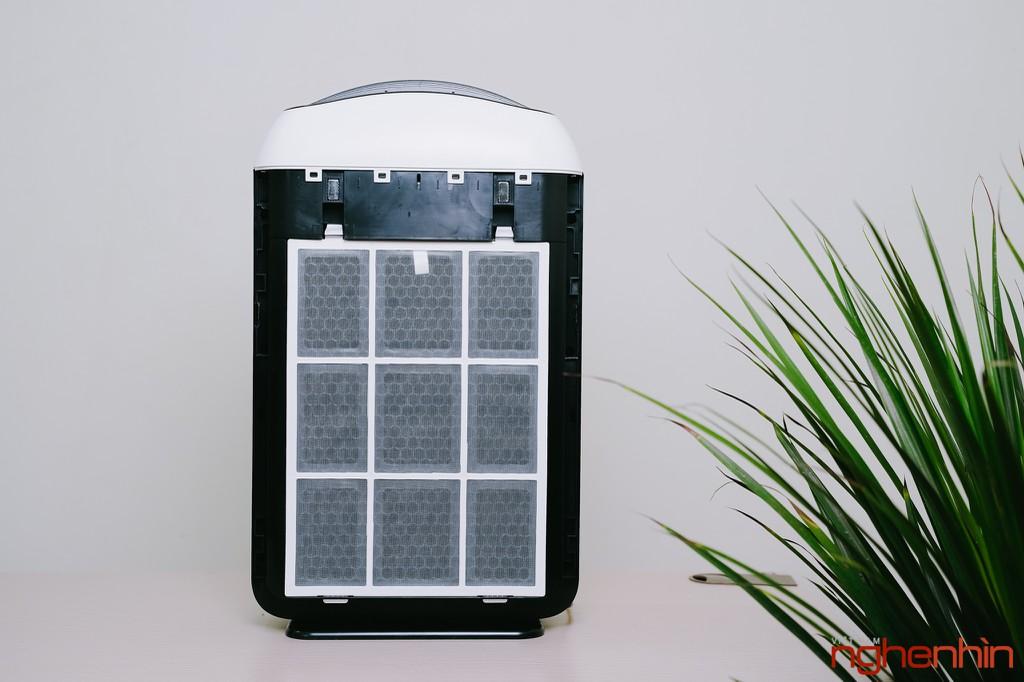 Cận cảnh máy lọc không khí Vsmart giá 3 triệu: nhỏ gọn, đầy đủ tính năng  ảnh 8