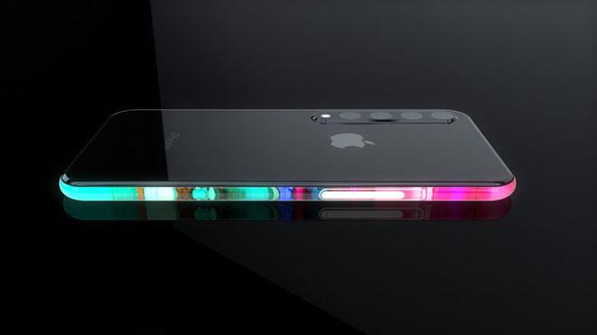 xuat hien iphone 11 gay