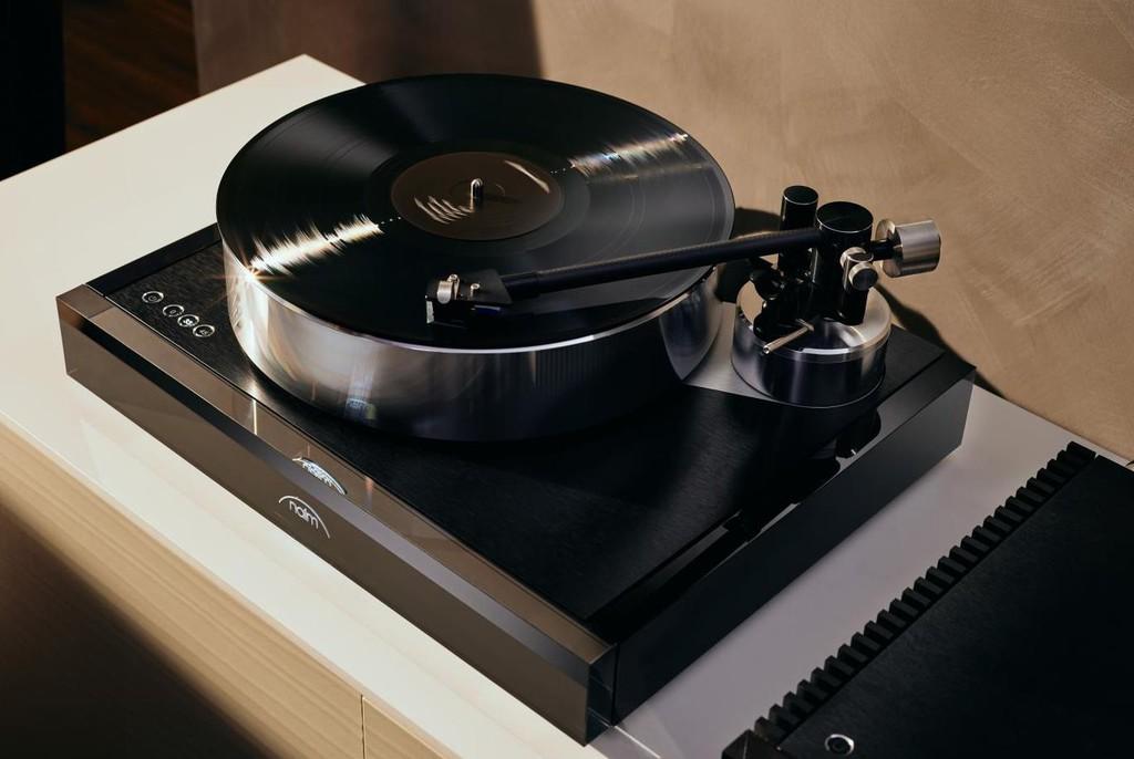 Vì sao mâm than limited trị giá nửa tỉ đồng Naim Solstice Special Edition lại khiến dân chơi vinyl đặc biệt săn đón? ảnh 1