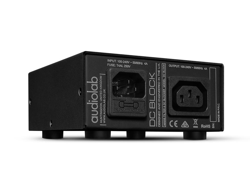 Audiolab DC Block - Lọc nguồn kép nhỏ gọn, ngăn rò DC và chống nhiễu hiệu quả ảnh 3
