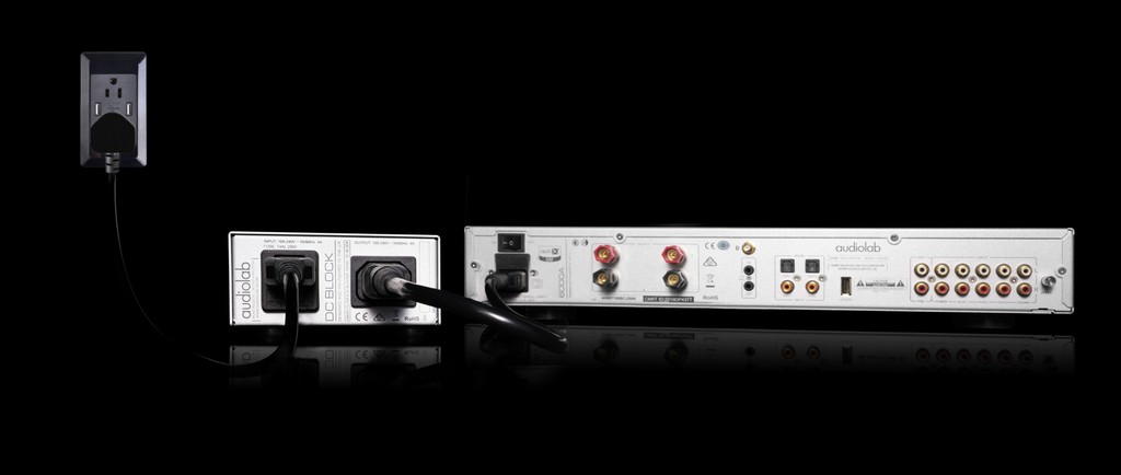 Audiolab DC Block - Lọc nguồn kép nhỏ gọn, ngăn rò DC và chống nhiễu hiệu quả ảnh 6
