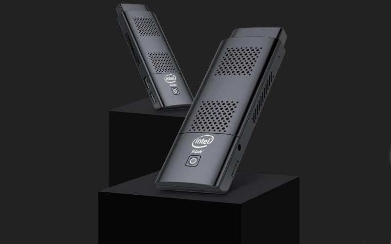 PC mini: Thỏi sô cô la Win 10, 4GB RAM, SSD 128 GB ảnh 1