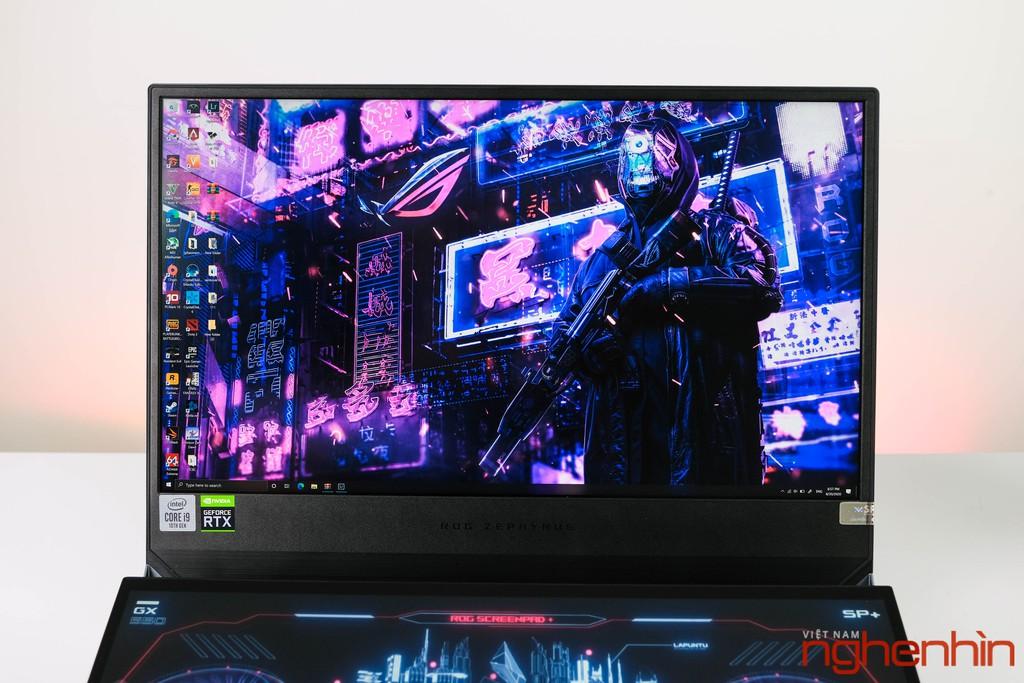 Trên tay laptop gaming 2 màn hình ROG Zephyrus Duo 15 thế hệ mới giá từ 80 triệu ảnh 3