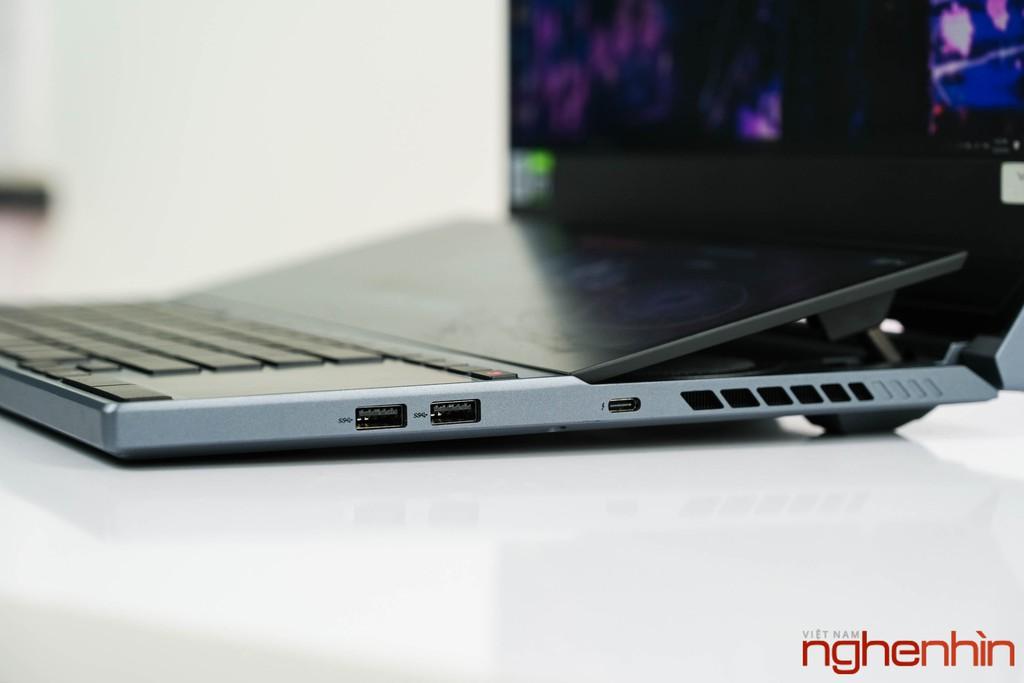 Trên tay laptop gaming 2 màn hình ROG Zephyrus Duo 15 thế hệ mới giá từ 80 triệu ảnh 8