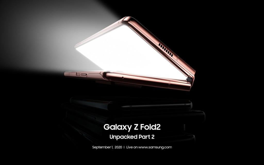 Samsung tổ chức sự kiện Unpacked đặc biệt cho Galaxy Z Fold2 5G ảnh 1