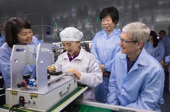 Trung Quốc bất an khi Apple âm thầm rời đi