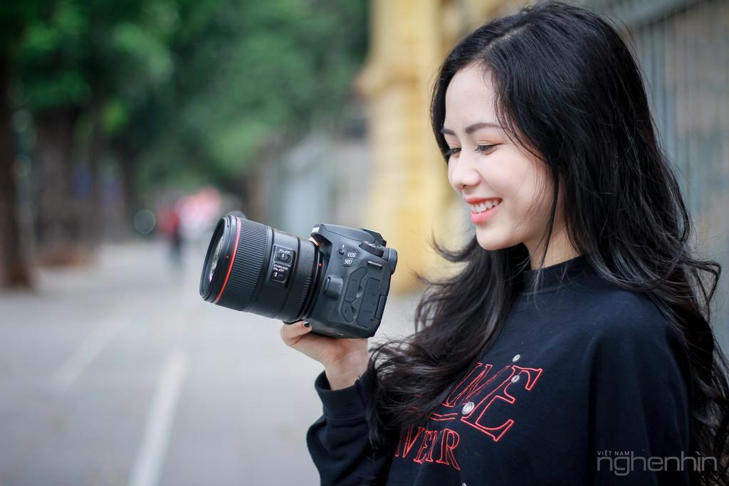 Trên tay Canon EOS 90D tại Việt Nam: nâng cấp toàn diện, lấy nét nhanh, quay video 4K ảnh 3