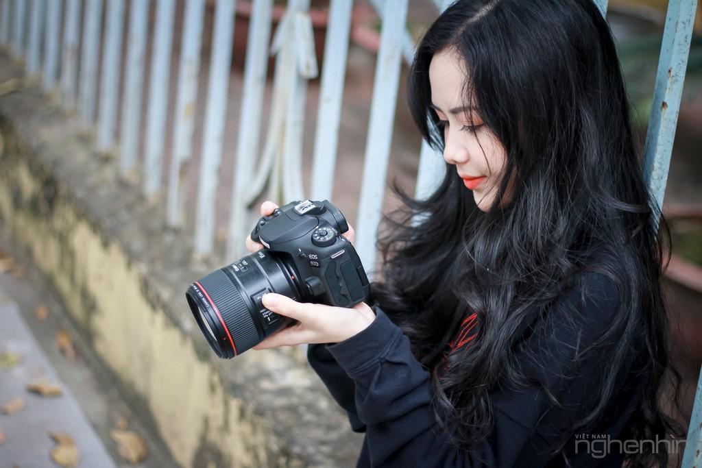 Trên tay Canon EOS 90D tại Việt Nam: nâng cấp toàn diện, lấy nét nhanh, quay video 4K ảnh 5