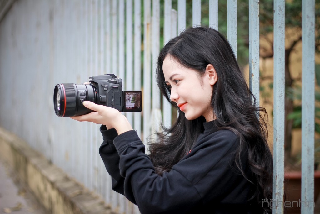 Trên tay Canon EOS 90D tại Việt Nam: nâng cấp toàn diện, lấy nét nhanh, quay video 4K ảnh 6