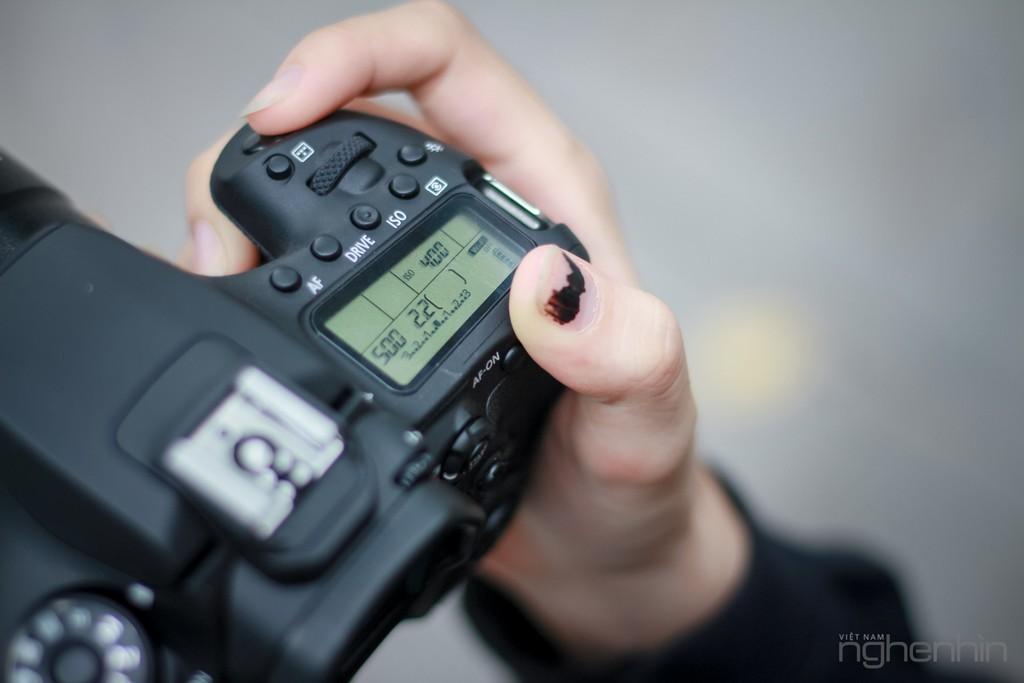 Trên tay Canon EOS 90D tại Việt Nam: nâng cấp toàn diện, lấy nét nhanh, quay video 4K ảnh 7