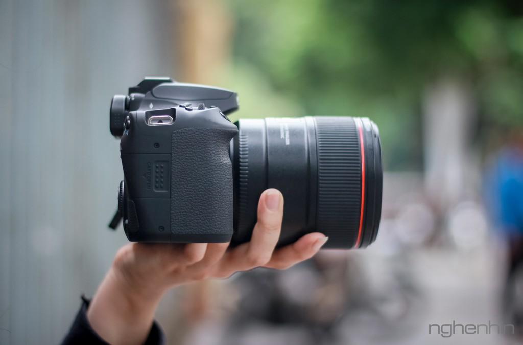 Trên tay Canon EOS 90D tại Việt Nam: nâng cấp toàn diện, lấy nét nhanh, quay video 4K ảnh 10