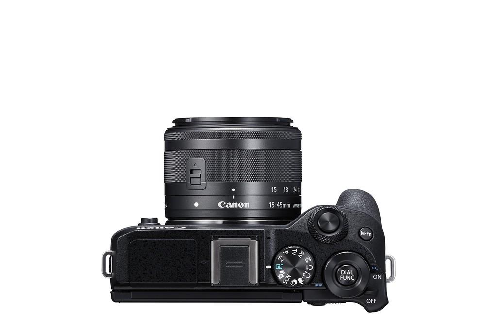 Đánh giá Canon M6 Mark II – Thiết kế cứng cáp hơn, cải tiến chất lượng hình ảnh đáng kể ảnh 5