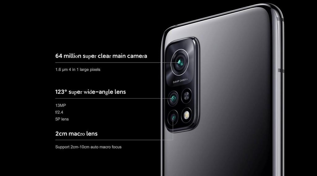 Redmi K30S ra mắt: Snapdragon 865, màn hình 144Hz, giá từ 387 USD ảnh 2