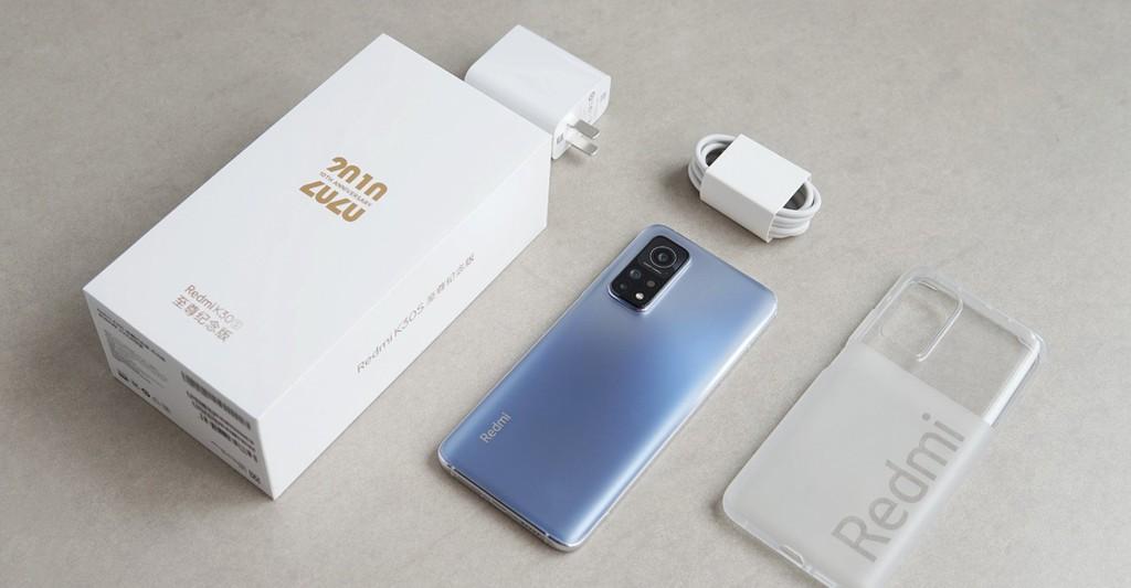 Redmi K30S ra mắt: Snapdragon 865, màn hình 144Hz, giá từ 387 USD ảnh 5