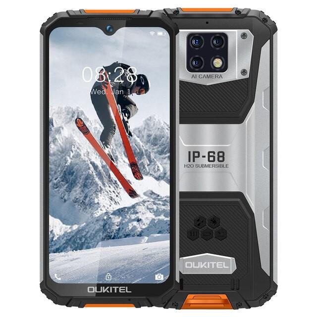 Smartphone 5G siêu bền, giá mềm: Pin 8.000 mAh, RAM 8GB, 4 camera  ảnh 2