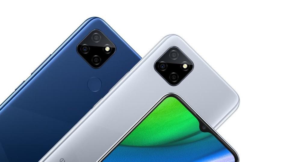 Smartphone 5G siêu bền, giá mềm: Pin 8.000 mAh, RAM 8GB, 4 camera  ảnh 3