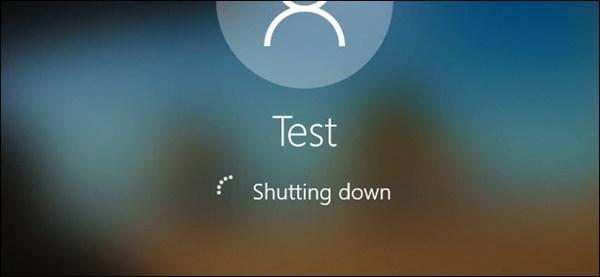 Điều gì xảy ra khi bạn nhấn nút Shutdown hay Restart máy tính