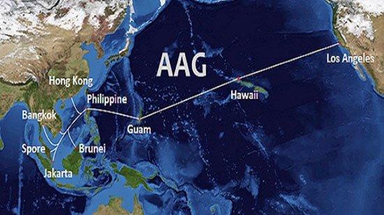 Cáp quang biển AAG lại gặp sự cố, Internet Việt Nam đi quốc tế bị ảnh hưởng | Cáp quang biển AAG lại gặp sự cố, hiện chưa có lịch sửa chữa