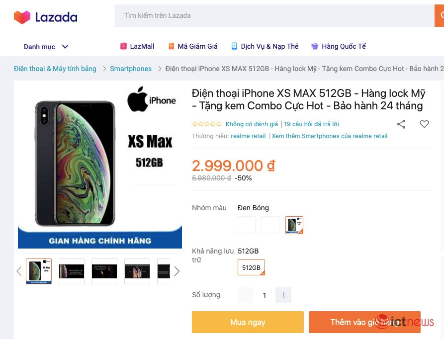 iPhone núp bóng… Bphone, bán giá trên trời dưới đất
