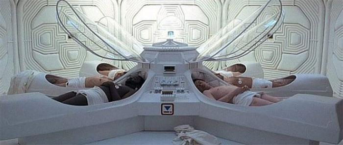Ngủ đông mở ra phương pháp mới để con người du hành không gian.