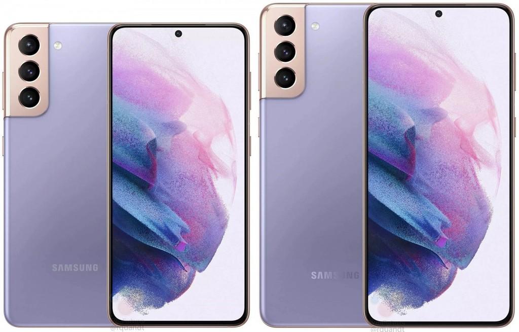 Lộ thông số kỹ thuật chi tiết của Samsung Galaxy S21 series ảnh 1