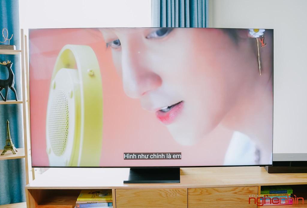 Chọn TV đón tết: Samsung 8K QLED Q950TS 2020 tốt nhất? ảnh 1