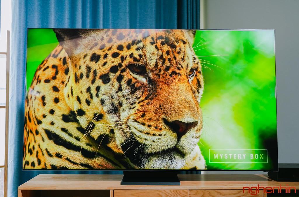 Chọn TV đón tết: Samsung 8K QLED Q950TS 2020 tốt nhất? ảnh 6