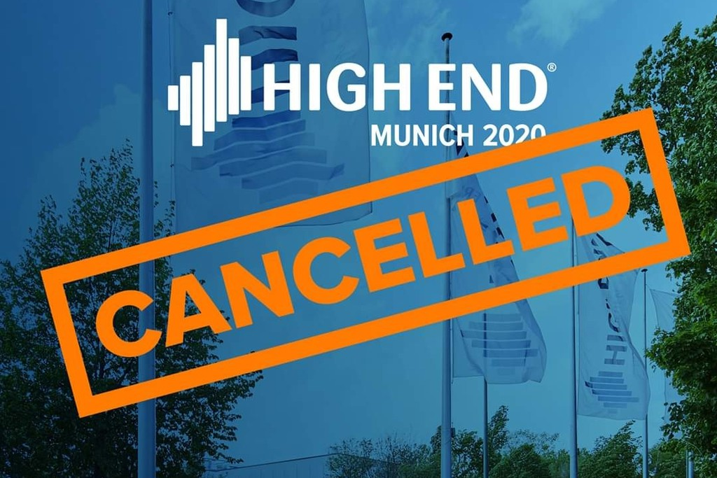 Munich High End Show bị hủy do dịch corona, bất lợi rất lớn cho thị trường audio ảnh 1