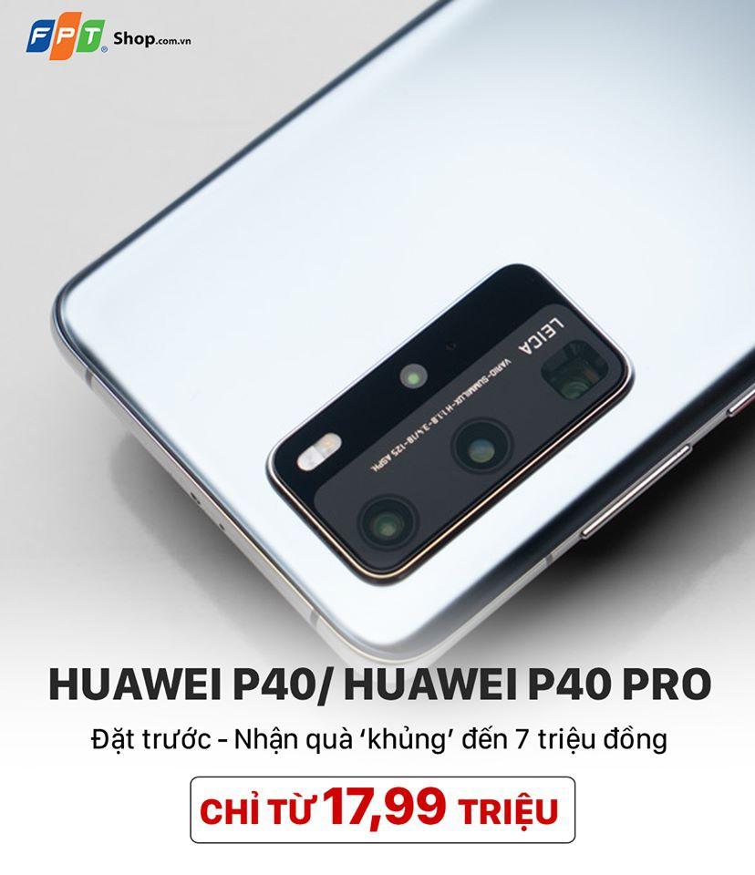 """Huawei P40 và P40 Pro có gì để các hệ thống bán lẻ lớn """"mạo hiểm""""? ảnh 2"""