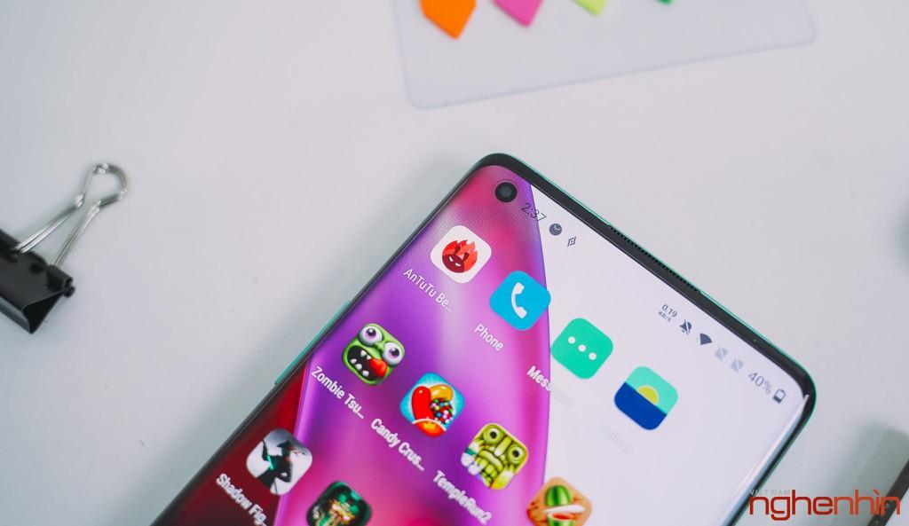 Trên tay OnePlus 8 Pro tại Việt Nam: giống Oppo Find X2 ảnh 6