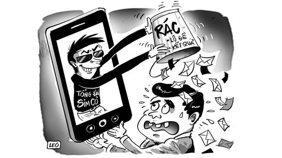 Người dân có quyền đăng ký số điện thoại không nhận tin nhắn và cuộc gọi quảng cáo