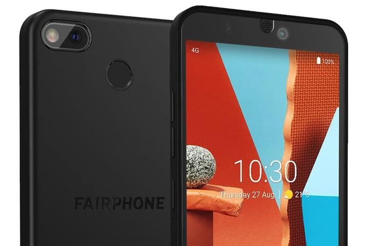 Fairphone 3 Plus ra mắt: Smartphone thân thiện môi trường nhất tái xuất ảnh 1