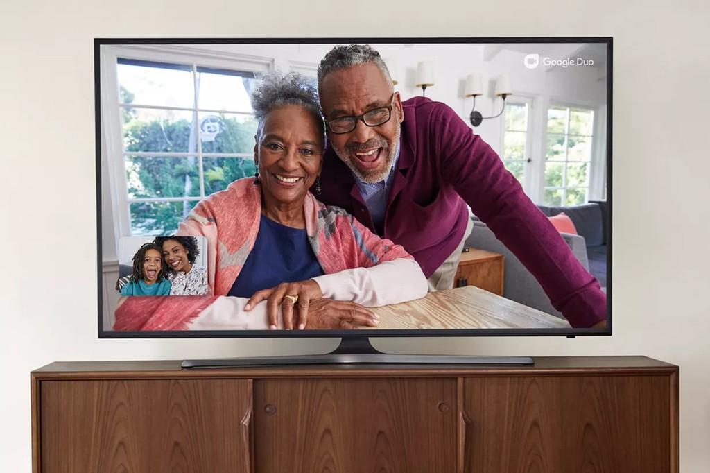 Gọi Video qua Tivi đơn giản với Google Duo ảnh 2