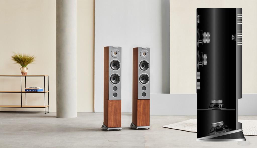 Audiovector R Series bổ sung model R6, phiên bản Arreté giá 33.000USD ảnh 5