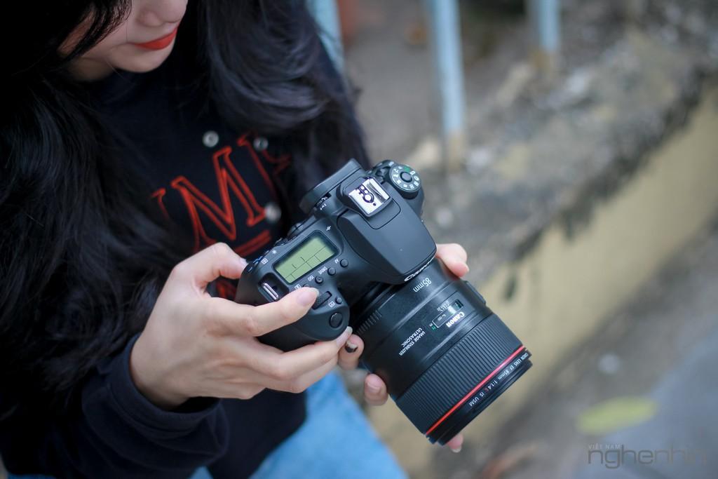 Canon 90D và M6 Mark II ra mắt tại Việt Nam: lấy nét cực nhanh, quay 4K30p, giá từ 36 triệu ảnh 2